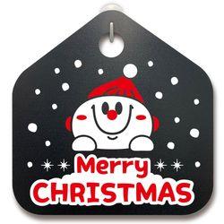 크리스마스알림판메리 크리스마스 눈사람