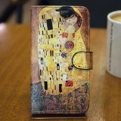 [Zenith Craft] LG Q 시리즈 케이스 명화 키스