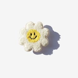 Smile Flower Smart Tok  Ivory 스마일플라워 스마트톡 아이보리