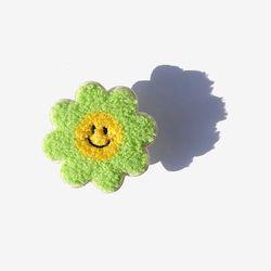 Smile Flower Smart Tok 스마일 플라워 스마트톡 - 엘로우그린