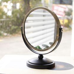 스탠드 골드 거울 (5811)