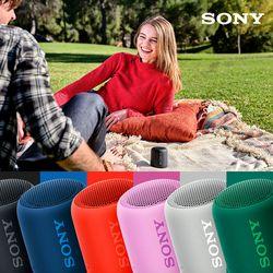 소니코리아정품 SRS-XB12 컴팩트 블루투스 스피커 6가지 색상