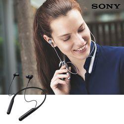 소니코리아정품 WI-C600N AI 노이즈 캔슬링 무선 넥타입 이어폰