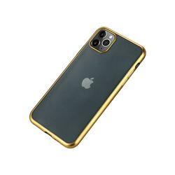 아이폰6 컬러 샤이닝 라인 커버 젤리 케이스 P411