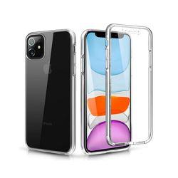 아이폰5 클리어 더블 사이드 커버 하드 케이스 P409