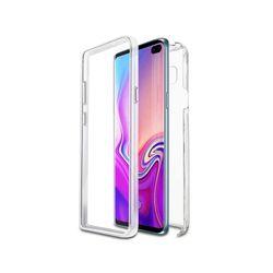 아이폰5S 클리어 더블 사이드 커버 하드 케이스 P409
