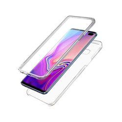 아이폰SE 클리어 더블 사이드 커버 하드 케이스 P409