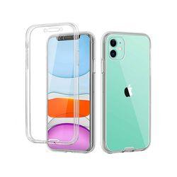 아이폰6S 클리어 더블 사이드 커버 하드 케이스 P409