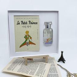 어린왕자 미니북+북퍼퓸 선물세트