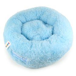 테라펫 버블 도넛방석(블루) XL