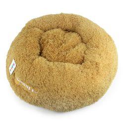 테라펫 버블 도넛방석(골드) XL