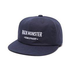 [라지크]Monster ballcap (NAVY)