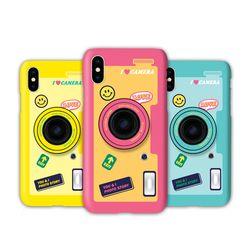 [T]토이카메라 스마트톡 3D하드.아이폰X(XS)공용