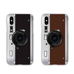 [T]클래식카메라 스마트톡 3D하드.아이폰X(XS)공용