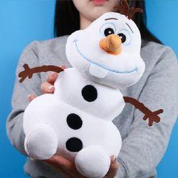 디즈니 정품 겨울왕국2 올라프 인형 26cm
