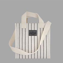 Black Stitch Bag (Kunst Bag)