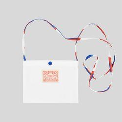 Button Bag (White)