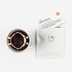 200ml 스테셜티 커피 드립백 프리미엄 샘플러