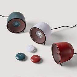 조약돌 히터(온풍기&휴대손난로)(3color)