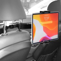 차량용 헤드레스트 태블릿 스마트폰  거치대 3세대