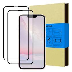 5D 풀커버 아이폰 강화유리필름 2매