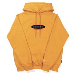 INTERNATIONAL HOODIE  MUSTARD