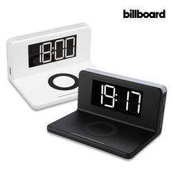 빌보드 디지털시계 [무선충전 CC-01]