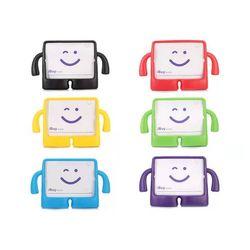 아이패드 에어2 스마일 캐릭터 태블릿 케이스 T035