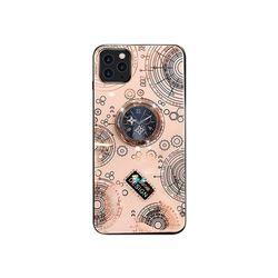 아이폰8플러스 스탠딩 마그네틱 링 하드 케이스 P406