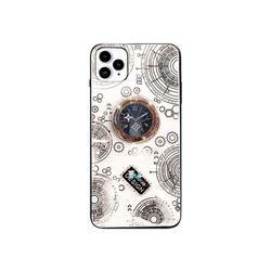 아이폰6 스탠딩 마그네틱 링 하드 케이스 P406