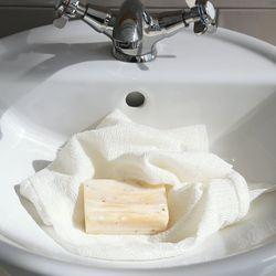 소소모소 샤워타월 소프트