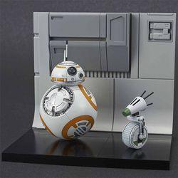 1:12 BB-8 & D-0 디오라마 세트 (라이즈 오브 스카이워커)