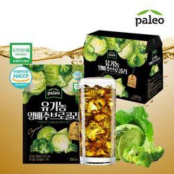 팔레오 유기농 양배추브로콜리즙 (100mlx30포) 1박스