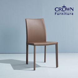 빌리 가죽 식탁 의자(색상 선택)