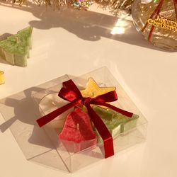크리스마스 눈꽃 오종종 티라이트 선물세트