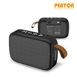 [싹쓸특가/1+1] PENTON 펜톤 T1 휴대용 FM라디오 블루투스스피커