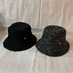 Tweed Bucket Hat