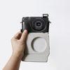 리코 RICOH GR2 GR3 카메라 케이스 파우치 가방 넥스트랩 블랙