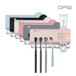 [2020쿠폰] 오피그 태양광 충전 UV LED 무선 칫솔살균기 WC-TBS01