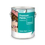 친환경 프리미엄 팬톤 인테리어 페인트 (벽지용) 에그쉘 4L
