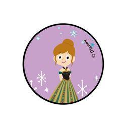 디즈니 겨울왕국 큐티 스마트톡 안나
