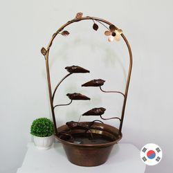 넝쿨 꽃화원 실내 동분수대 SWH-716 자연가습기 국내제조
