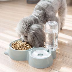 에코벨 애견 자동급수기 급식기/사료통