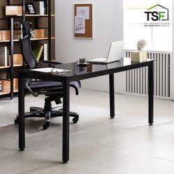 TS-04 강화유리 책상 1200x600 철제 컴퓨터 사무용