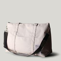 Big travel bag - Cream