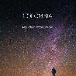 갓볶은 커피 콜롬비아 마운틴 워터 디 카페인 1kg