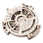 21피스 목재 입체퍼즐 - 유기어스 기계 달력