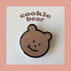[뮤즈무드] cookie bear tok (스마트톡)