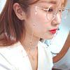 영롱한 핑크골드 체인 안경줄 (2컬러)