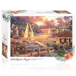 토이앤퍼즐 꿈의 풍경 1000피스 풍경 직소퍼즐